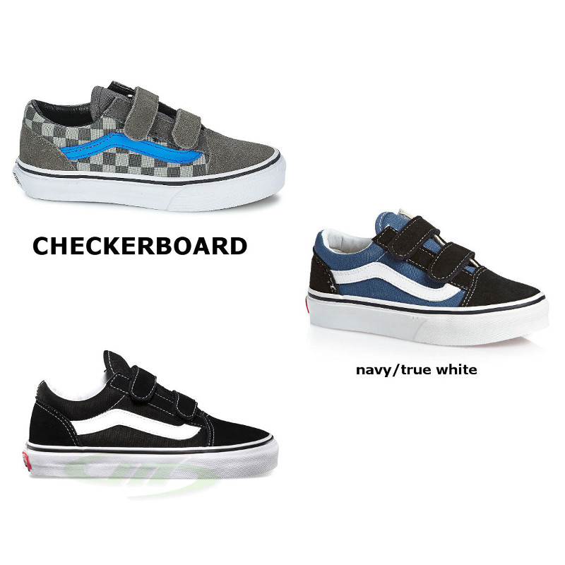 2027ea5735 Our classic Old Skool skate shoe with Velcro straps